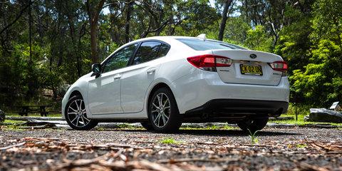 2017 Subaru Impreza 2.0i Premium long-term review, report five: country and highway driving