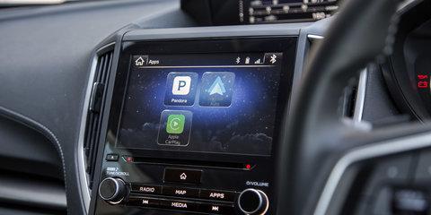 2017 Subaru Impreza 2.0i Premium long-term review, report two: infotainment
