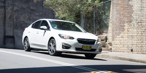 2017 Subaru Impreza 2.0i Premium long-term review, report four: urban driving