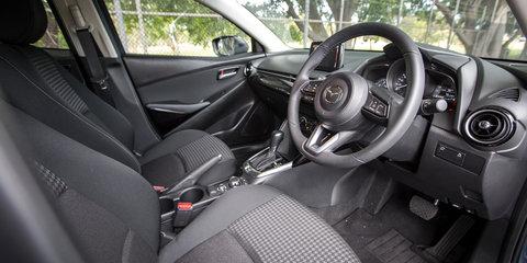 2018 Honda Jazz VTi-S v  Mazda 2 Maxx v Suzuki Swift GL Nav comparison