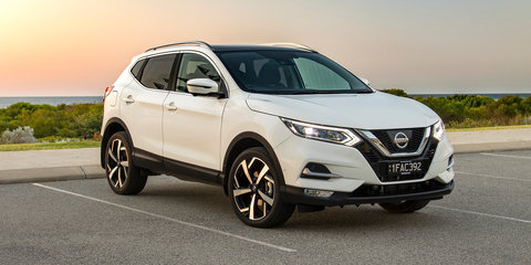 2018 Nissan Qashqai pricing and specs