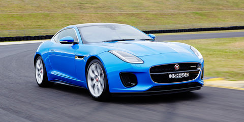 2018 Jaguar F-Type four-cylinder pricing and specs
