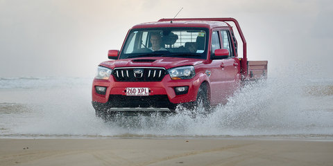 2018 Mahindra Pik-Up pricing and specs