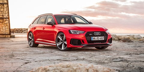 Audi RS4: Through the generations
