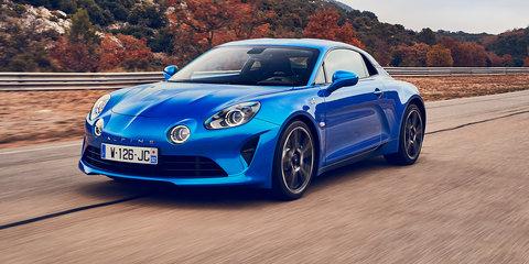 Mazda, Alpine winners in Festival Automobile International design awards