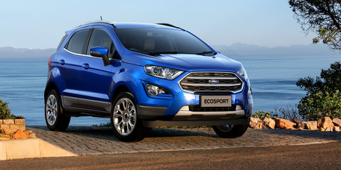 2018 Ford EcoSport pricing and specs - UPDATE