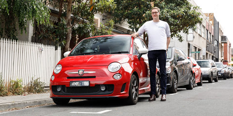 Cars We Own: Tall man, meet the Abarth 595