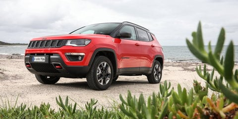 2018 Jeep Compass scores five-star ANCAP safety rating