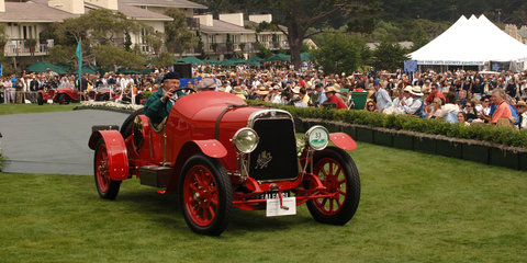 Last surviving Alfa Romeo G1 headed to auction
