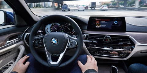 BMW Group first global carmaker awarded Chinese autonomous test license