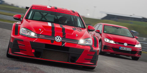 Volkswagen Golf GTI TCR refreshed
