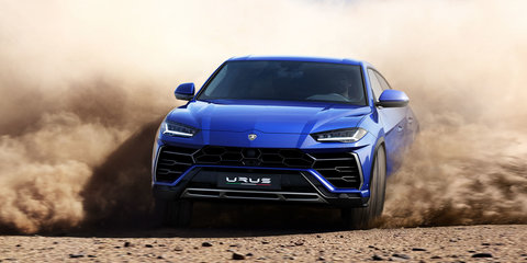 Lamborghini Urus: It's important to be the fastest and the first