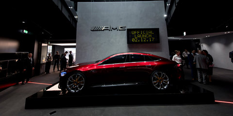 World's first Mercedes-AMG dealership opens in Sydney