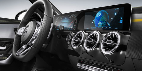 Mercedes-Benz to debut new infotainment system at CES