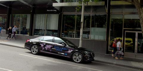 Mercedes-Benz puts autonomous tech to the test in Australia