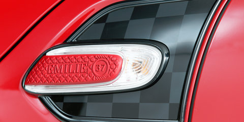 Mini turns to 3D printing and laser etching for customisation options