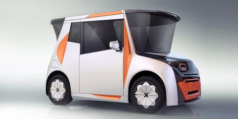 Chris Bangle-designed REDS electric car unveiled