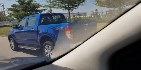 Ford Escape Raptor Grille >> Ford Ranger: Review, Specification, Price | CarAdvice