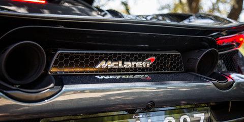McLaren 720S tops 320km/h on the autobahn - video