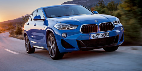 2018 BMW X2 pricing and specs
