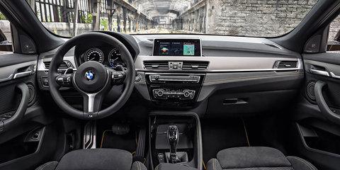 BMW X2 three-cylinder, diesel variants landing mid-year