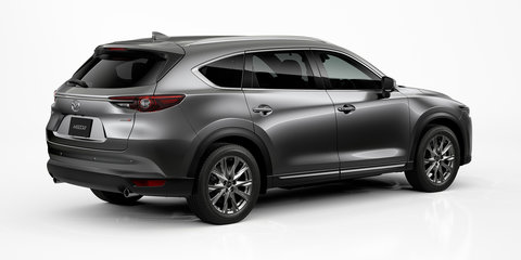 Mazda CX-8 pricing and specs revealed