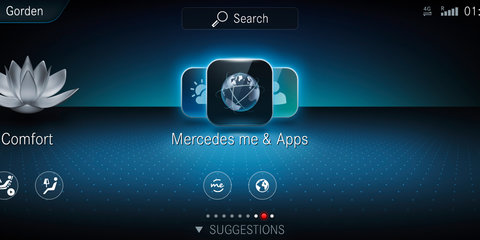 Mercedes-Benz launches new MBUX infotainment with new A-Class