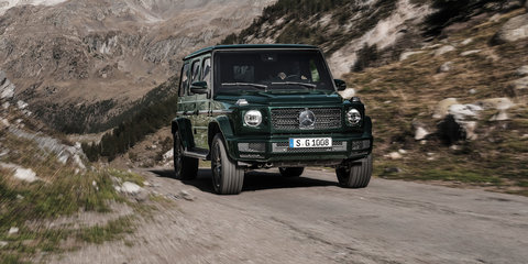 2019 Mercedes-Benz G-Class revealed