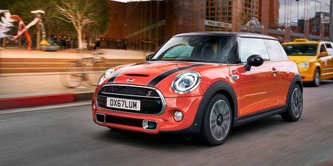 2018 Mini Hatch, Convertible upgrades announced