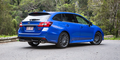 2018 Subaru Levorg STI Sport v Skoda Octavia RS245 comparison review
