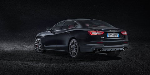 2018 Maserati Quattroporte pricing and specs