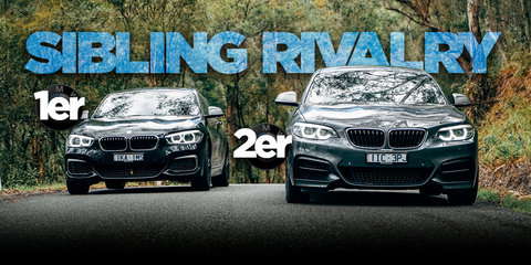 BMW M140i v M240i: Hot hatch, hot coupe... which to get?