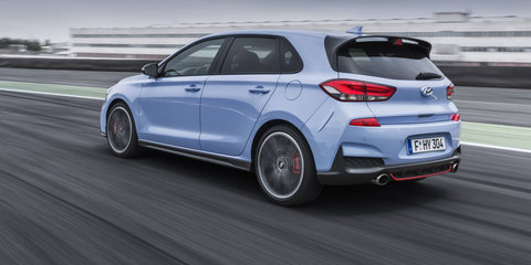 2018 Hyundai i30 N pricing and specs