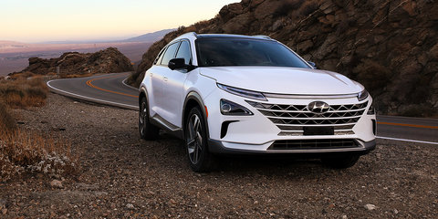 Hyundai Nexo fuel-cell SUV revealed - UPDATE