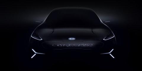 Kia Niro EV concept to be revealed next week