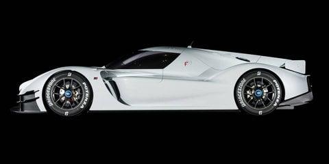 Toyota reveals 735kW GR Super Sports hypercar concept
