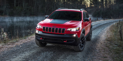 Jeep Cherokee was ready for a makeover: designer