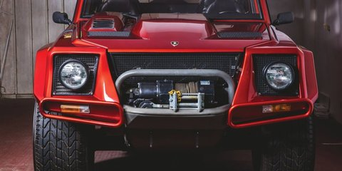 Ultra-rare Lamborghini LM002 sells for $390,000