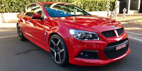 2014 HSV Clubsport R8 review