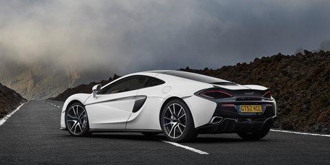 2018 McLaren 570GT pricing and specs