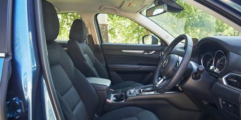 2018 Holden Equinox LS+ v Mazda CX-5 Maxx Sport comparison