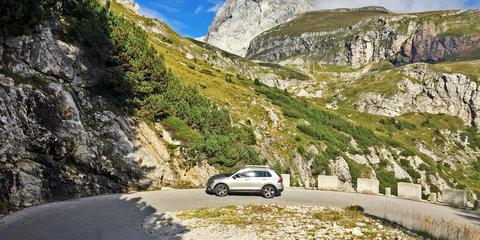 World's greatest driving roads: Julian Alps, Slovenia
