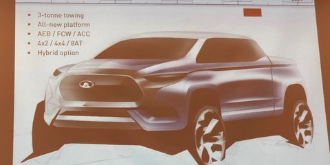 Great Wall ponders Haval pickup, spending to tackle Ranger