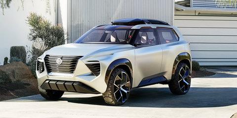 Tough Nissan Xmotion concept revealed