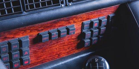 Ultra-rare Lamborghini LM002 sells for $390,000