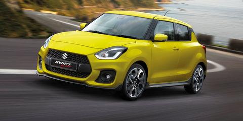 2018 Suzuki Swift Sport pricing and specs