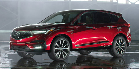 Honda EV concepts, Acura CDX Hybrid confirmed for Beijing