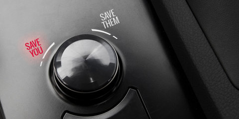 Autonomous driving: Kill or be killed?