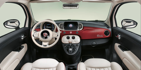 Fiat 500 60th Anniversary special-edition arrives from $28,990