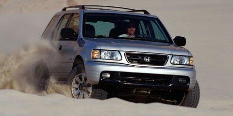 Honda planning reborn Passport SUV to sit above CR-V - report